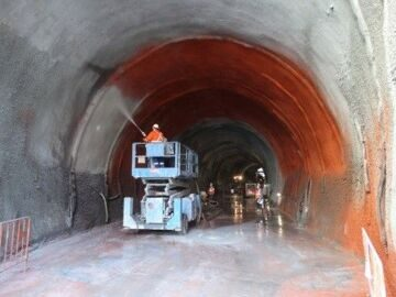 North Strathfield Rail Underpass Project. Australia 2014